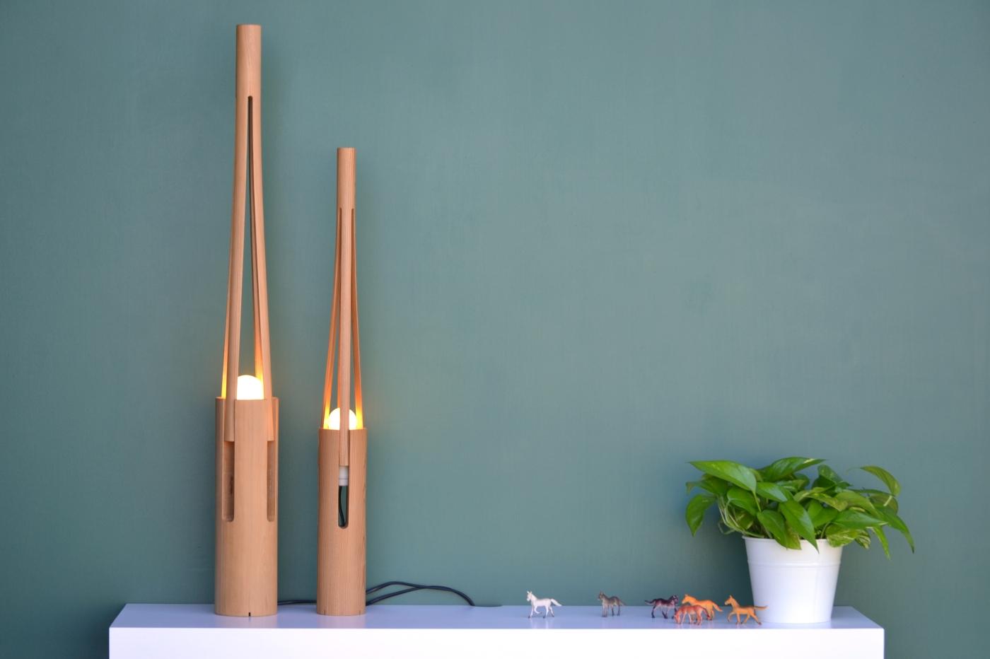Cedro Lamps