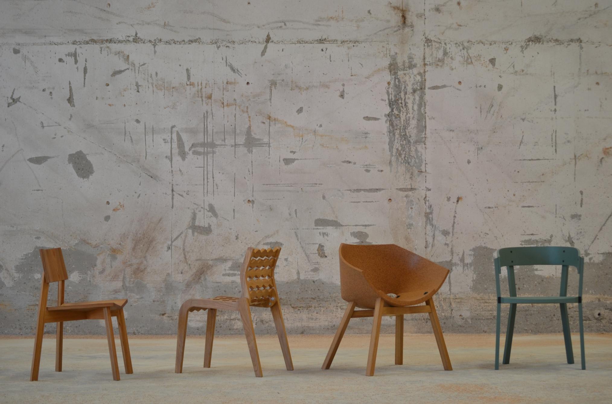 Carlos Ortega Design Chairs