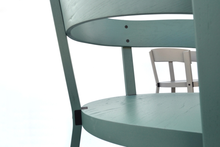 apart chair Carlos Ortega Design