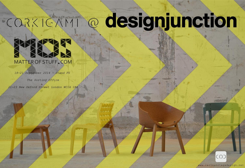 corkigami at DesignJunction